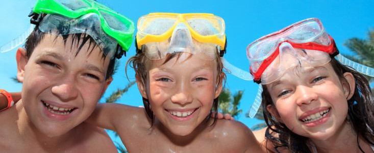 snorkel tour for kids